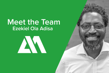 Meet the Team: Ezekiel Ola Adisa