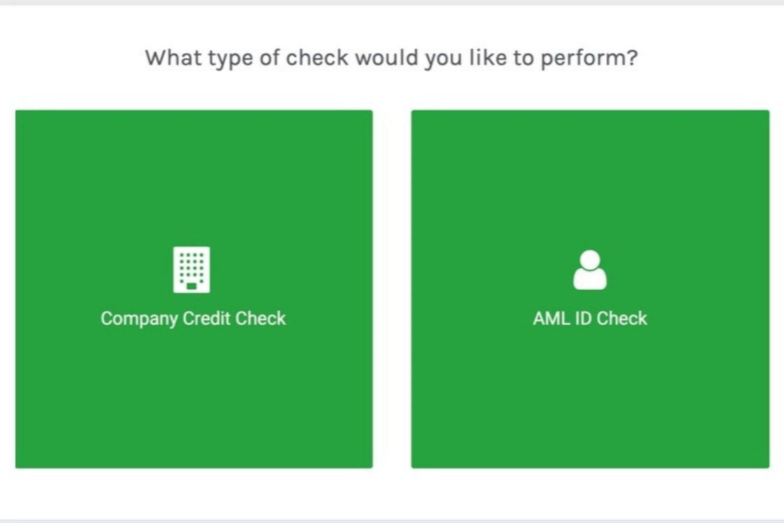 Are these the cheapest AML and credit checks around?