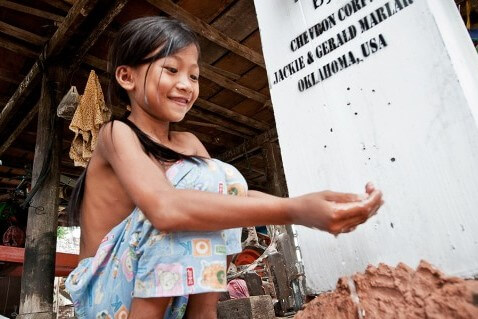 B1G1 Q1 donation: 58,400 days of access to life-saving clean water